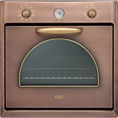 Franke Cm 85 M Co Multifunction electric oven 60 cm - copper Country
