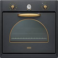 Franke Cm 85 M Gf Multifunction electric oven 60 cm - graphite Country