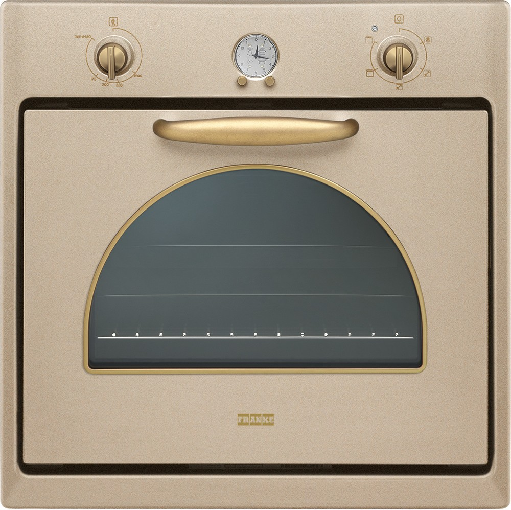 Franke CM 55 G OA gas oven with oat finish