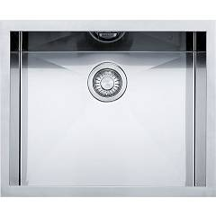 Franke Ppx 110-52 Sink sottotop 52 x 41 inox 122.0203.471 Planar