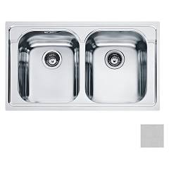 Franke Amt 620 86 x 50 built-in sink 2 bowls - microdekor Armonia