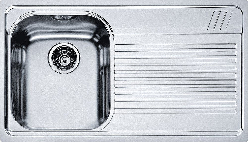 Franke built-in sink AMX 611 right drip
