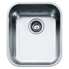 Franke Zox 110-36 Sink 1 undermount basin 36 x 42 - stainless steel