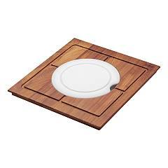 Franke 112.0016.487 Multifunction wooden cutting board 40 x 43