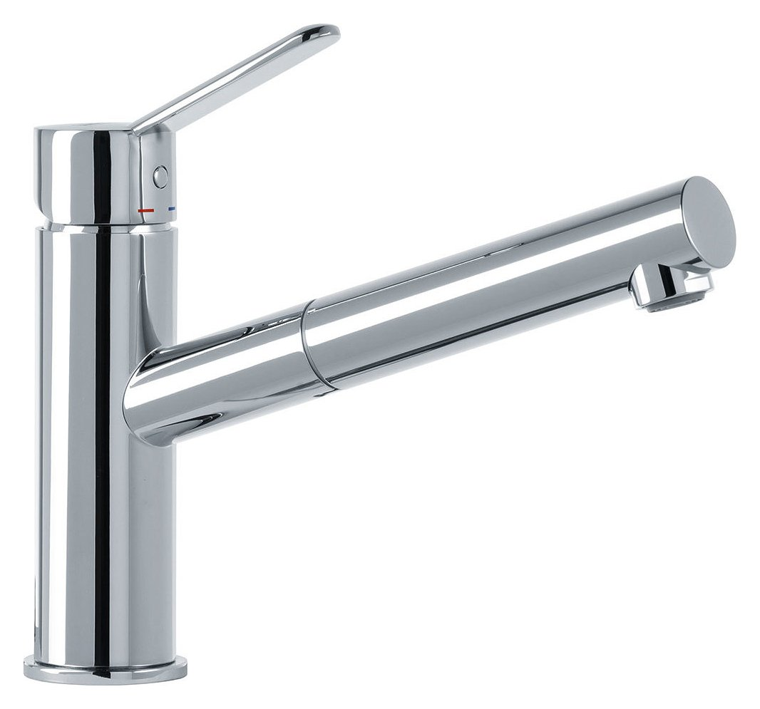 Photos 1: Franke ARTIS DOCCIA Kitchen mixer with hand shower - chrome 115.0155.894