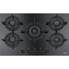 Franke Fhcr 755 4g Tc He Bk C Gas cooking top cm. 75 - black crystal 106.0374.283 Crystal Black