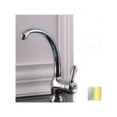 Frattini 29165sc.20 Kitchen mixer - chrome gold Morgan Suite