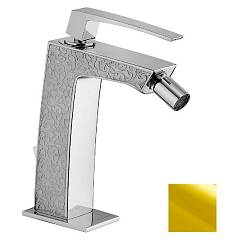 Frattini 84103sc.02 Bide mixer - gold Luce Suite
