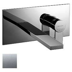 Frattini 55034.70 Wall-mounted sink - inox without discharge Gaia