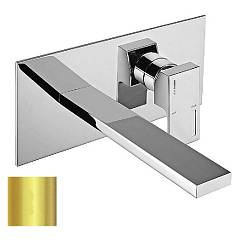 Frattini 53034.02 Wall mounted mixer - gold Vita
