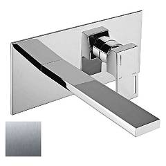 Frattini 53034.70 Wall basin mixer - inox Vita