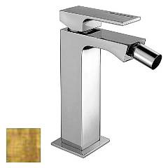 Frattini 53103.82 Bidet mixer - ancient gold with drain Vita