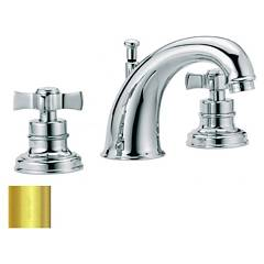 sale Frattini 23054.02 - Musa Lavatory Faucet - Gold With Exhaust