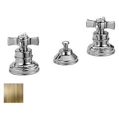 sale Frattini 23103.09 - Musa Bidet Faucet - Antique Brass With Exhaust