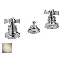 sale Frattini 23103.03 - Musa Bidet Faucet - Antique Silver With Exhaust