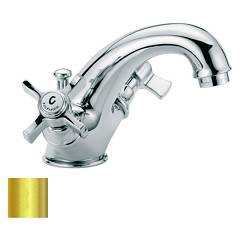 sale Frattini 23065.02 - Musa Lavatory Faucet - Gold With Exhaust