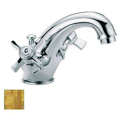 sale Frattini 23065.82 - Musa Lavatory Faucet - Antique Gold With Exhaust