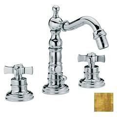 sale Frattini 23105.82 - Musa Bidet Faucet - Antique Gold With Exhaust
