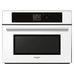 Fulgor Fcso 4511 Tm Wh Recessed oven cm 59 h 45 - crystal - creactive combined steam Compact 45