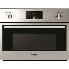 Fulgor Fqso 4505 Mt X Recessed oven cm 59 h 45 - inox steam with grill Compact 45