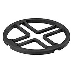 Fulgor  Cast iron adapter for small pigs