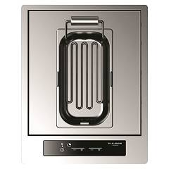 Fulgor Cph 401 Fr Tc X Electric fryer 40 cm hob - stainless steel Piani Combi Set
