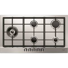 Fulgor Ph 905 G Wk X 90 cm gas hob - stainless steel