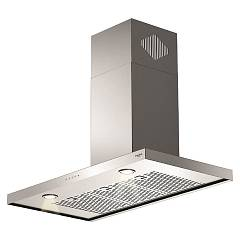 Fulgor Fqh 900 X Wall hood 90 cm - stainless steel