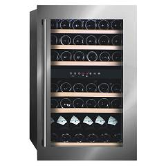 Fulgor Fwc 8841 Tc X Wine cellar cm 59 h 88 - inox folding door - reversible