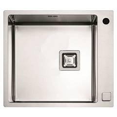 sale Fulgor P1b 5651 Qa F-sf Sink Recessed - Filotop Cm. 56 X 51 - Stainless Steel 1 Basin