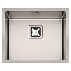 sale Fulgor P1b 5545 Q F-sf Sink Recessed - Filotop Cm. 55 X 45 - Stainless Steel 1 Basin