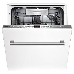 Gaggenau Df 250 141 Dishwasher cm. 45 integrated total - 10 covers Serie 200