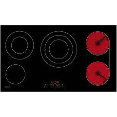 sale Gaggenau Ce 291 101 Electric Hob Cm. 90 - Ceramic Glass Hob-black