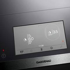 Photos 2: Gaggenau CX 480 111 Serie 400 Induction cooking top cm. 80 stainless steel frame