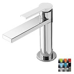 Geda Mac11 Single-lever basin mixer - chrome without salterello and discharge Macò