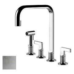 Gessi 58703.149 Kitchen faucet with shower head Inciso