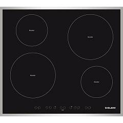 Glem Gti64lix Induction cooking top cm. 60 - ceramic glass