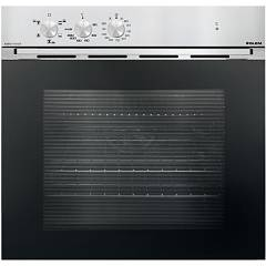 Glem Gfm52ix-s3 60 cm ventilated electric multifunction oven - stainless steel