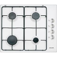 Glem Gtl64wh Cooking top cm. 60 - white