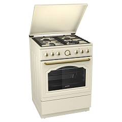 sale Gorenje K 62 Cli The Kitchen From The Docking Cm. 60 H 85 - Oats 1 Oven - Cooker 4 Fires