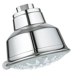 sale Grohe 27126001 - Movario - Massage Shower Head - Chrome Side - 5getti