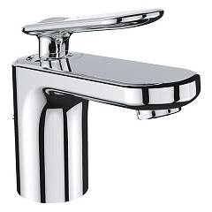 Grohe 32 186 000 Washbasin mixer - chrome without discharge in saltarello Veris
