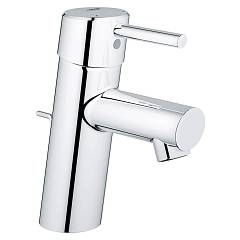Grohe 3220410e Waschtischmischer - chrom mit grohe ecojoy technology New Concetto