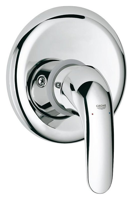 Grohe 32742000 Euroeco Mixer Shower - Chrome | Vieffetrade