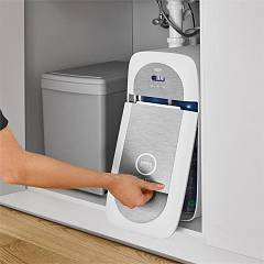 Photos 5: Grohe 31541000 Blue Home Sink tap with water-chrome filtering system
