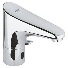 Grohe 36207001 Electronic basin mixer - chrome Europlus E