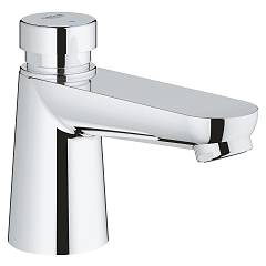 Grohe 36265000 Faucet with self-closing time - chrome Euroeco Cosmopolitan T