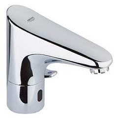 Grohe 36411000 Electronic basin mixer - infrared control - with bluetooth - chrome Europlus E Bluetooth