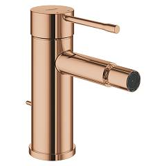 Grohe 32935da1 S size mixer for bidet - bright pink gold Essence New