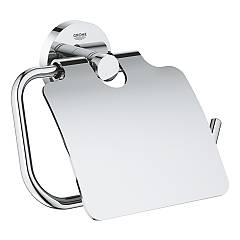 Grohe 40367001 Wall-mounted toilet roll holder - chrome Essentials